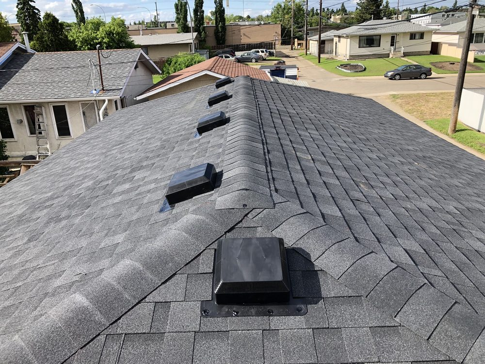 Roof instllation image from Top