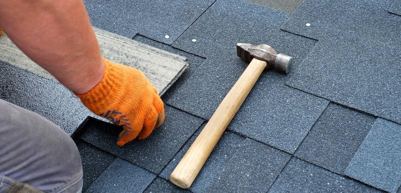 Edmonton roofing contractor repair service