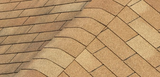 What are the different types of roofing services?