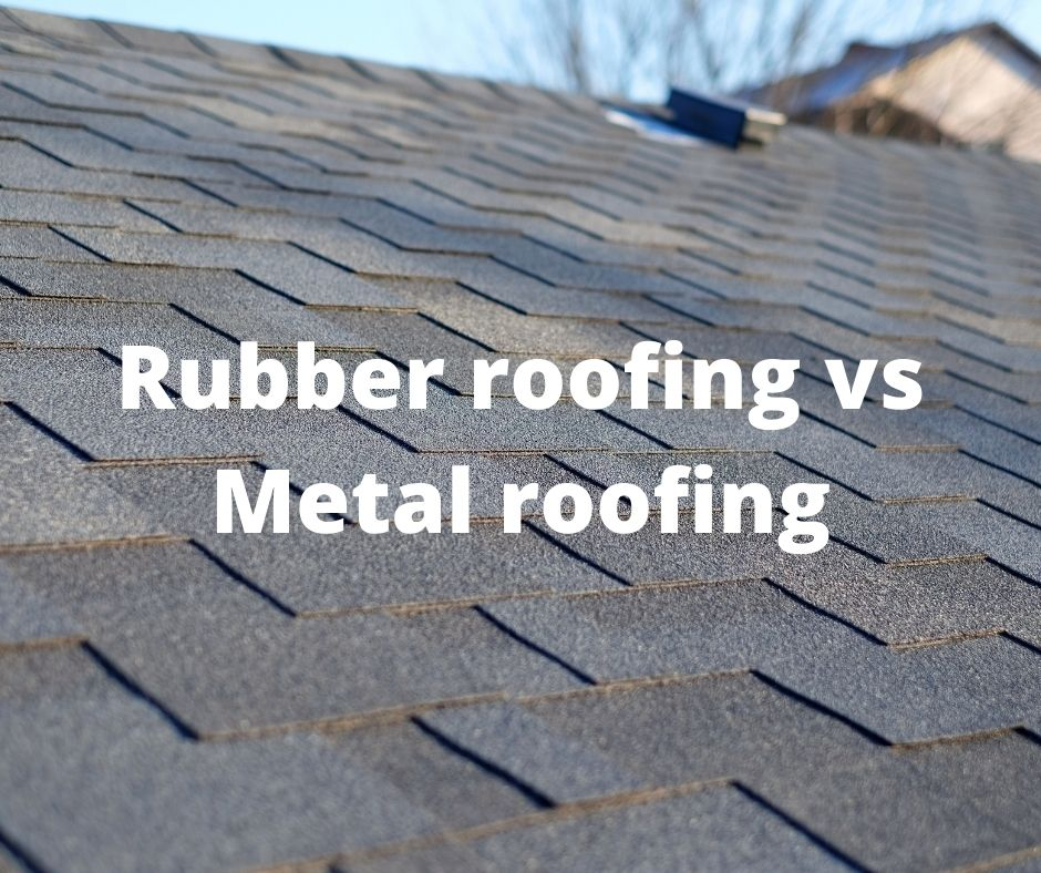 Rubber Roofing vs. Metal Roofing: Which is Better for You in Alberta?